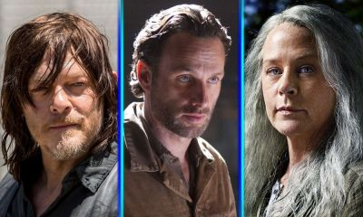 Daryl y Carol son el futuro de 'The Walking Dead'