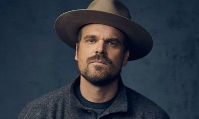 Papel de David Harbour en The Simpsons