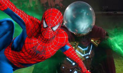 Diferencias de Mysterio de Spider-Man 4