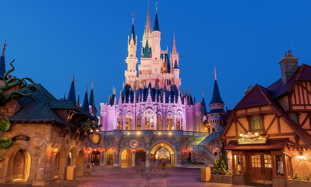Parques de Disney son un refugio de ranas