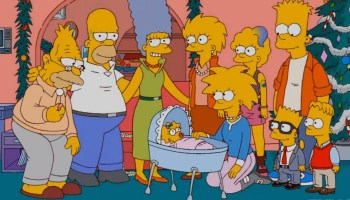 el final de The Simpsons ya fue presentado