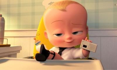 Elenco de 'The Boss Baby 2'