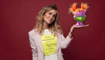 entrevista con Vero Montes para 'Trolls 2'