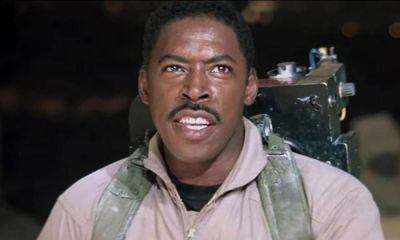 Ernie Hudson habló de Ghostbusters Afterlife