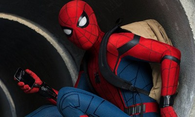 escena favorita de Tom Holland en 'Spider-Man Homecoming'