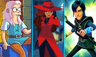 Fecha de estreno de 'Carmen Sandiego 3'