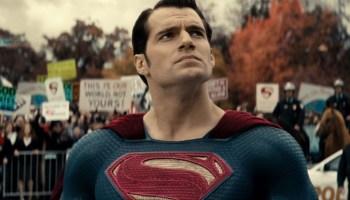 Henry Cavill no habló de su regreso como Superman
