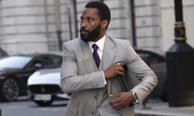 James Bond inspiró el vestuario de 'Tenet'