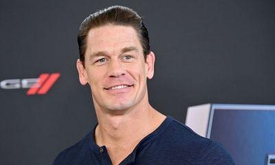 John Cena compartió una imagen de Sandman