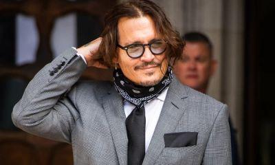 Johny Depp habría tenido varias reuniones con Marvel