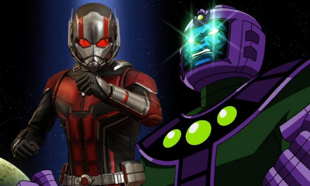 Kang será presentado como Iron Lad en Ant-Man 3