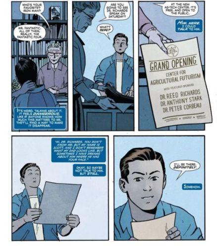 ¿Lo adaptarán en el MCU? Uno de los X-Men pensaba que Reed Richards era su papá marvels-snapshot-cyclops-dad-vertical-438x500