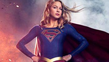Melissa Benoist habló del final de 'Supergirl'