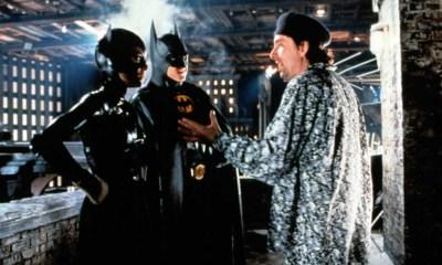 Michelle Pfeiffer se emocionó al saber que sería Catwoman