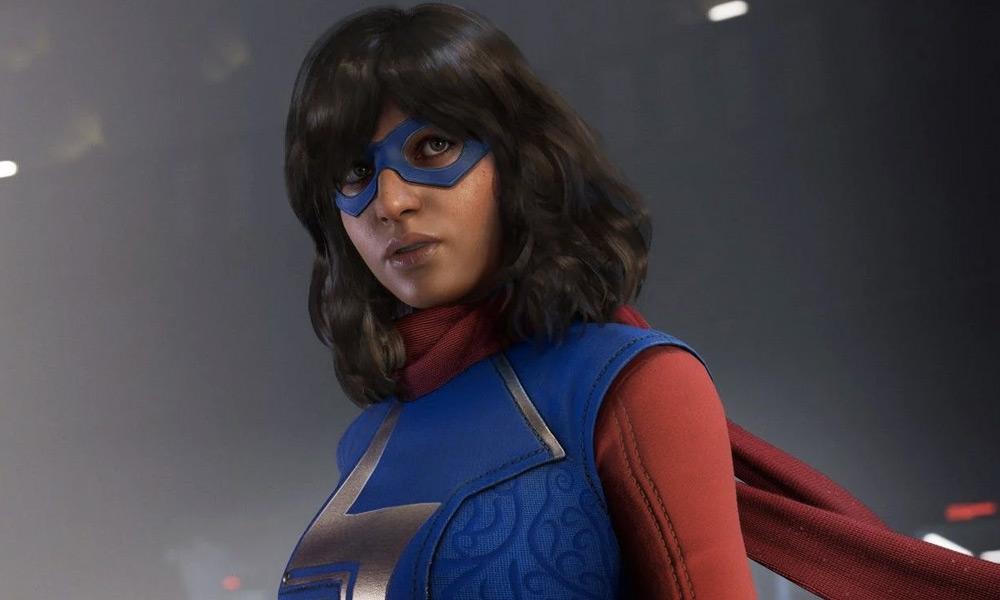 Iman Vellani será Ms. Marvel