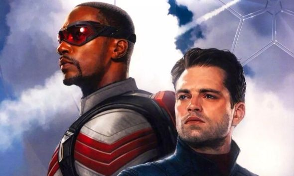 nueva foto detrás de cámaras de The Falcon and the Winter Soldier