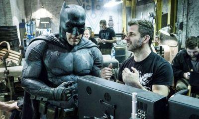 nueva imagen de Ben Affleck como Batman
