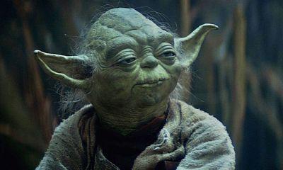 nuevo diseño de Yoda para The High Republic