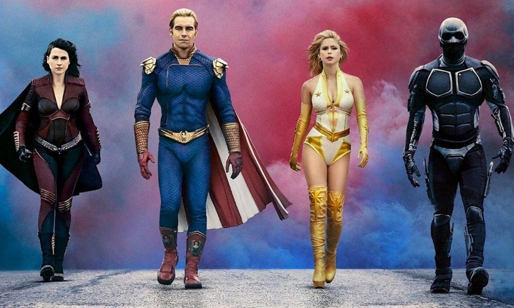 nuevos superhéroes en The Boys 3