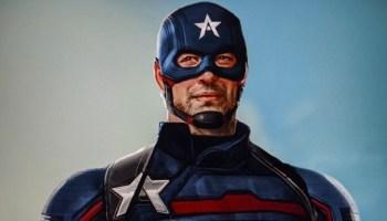 por qué EU quiere a otro Captain America