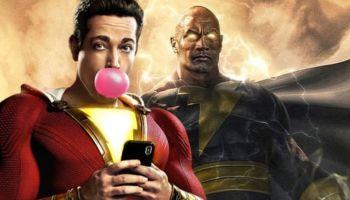 Productor de Black Adam habló del crossover con Shazam