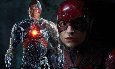 Ray Fisher podría volver como Cyborg en The Flash