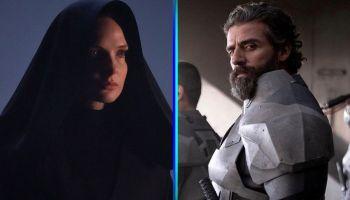 Rebecca Ferguson y Oscar Isaac en las nuevas imágenes de 'Dune'