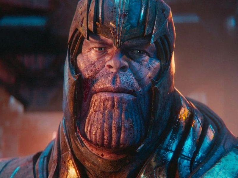 regreso de Thanos en 'Eternals'