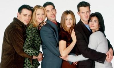 revelan significado de un chiste de 'Friends'