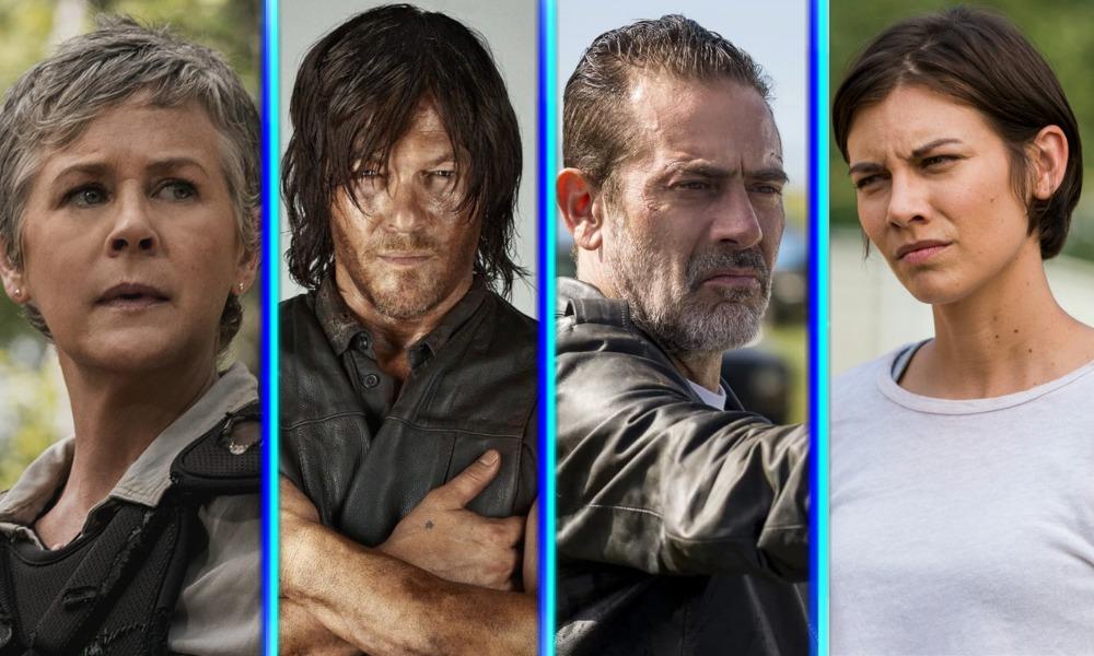 spin-off de Daryl y Carol de 'The Walking Dead'