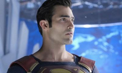 Nuevo símbolo de Superman en el Arrowverse