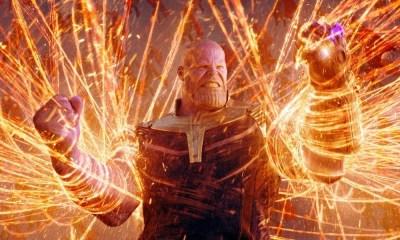 Thanos sacó el alma de Doctor Strange