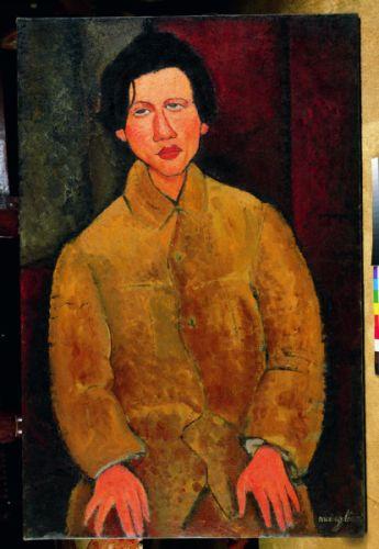 ¡Como un símbolo de esperanza! 'El París de Modigliani' llega a Bellas Artes 32mod063-345x500