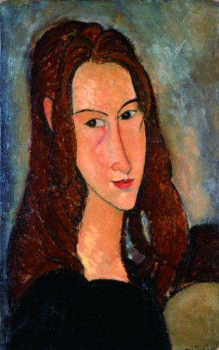 ¡Como un símbolo de esperanza! 'El París de Modigliani' llega a Bellas Artes 40no088-313x500