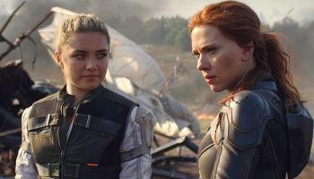 Black Widow no se estrenará en la plataforma Disney Plus