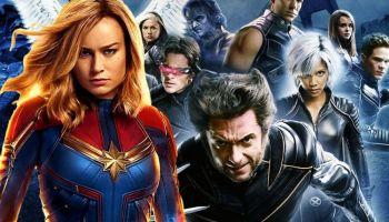 Captain Marvel 2 podría presentar a los X-Men