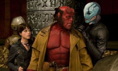 Doug Jones quiere hacer 'Hellboy 3'