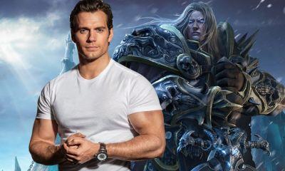 Fan art de Henry Cavill en Warcraft