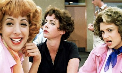 Stockard Channing defiende a Rizzo en Grease