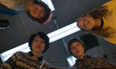 imágenes muestran dos protagonistas de 'Stranger Things 4'