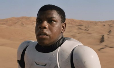 John Boyega podría regresar como Finn