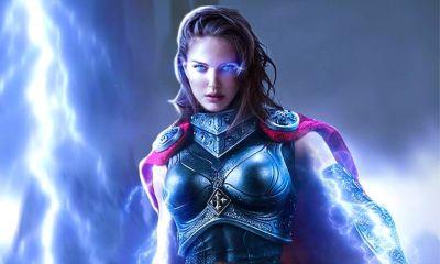 Natalie Portman se prepara para Thor: Love and Thunder