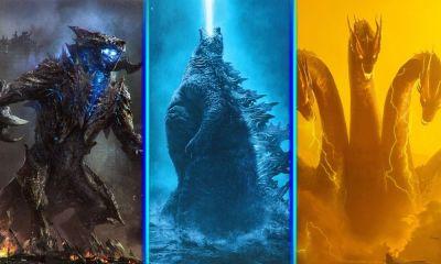 Netflix producirá Godzilla Singular Point
