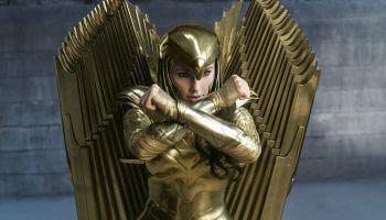 nueva imagen Golden Eagle Armor