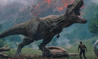 Nuevas fotos de 'Jurassic World Dominion'