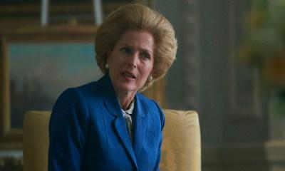 nuevo trailer de la cuarta temporada de 'The Crown'