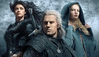 nuevos trajes de Yennefer y Ciri en The Witcher 2