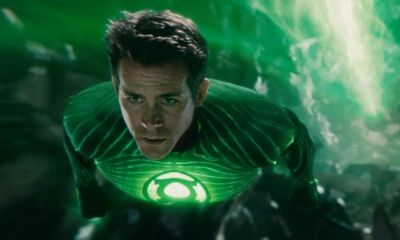 productor habló de Green Lantern
