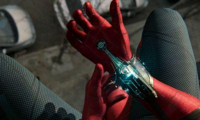 Spider-Man no ha usado por completo sus lanza-telarañas