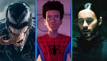 Spider-Verse será trilogía